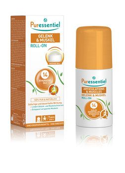PURESSENTIEL GELENK & MUSKEL ROLL-ON