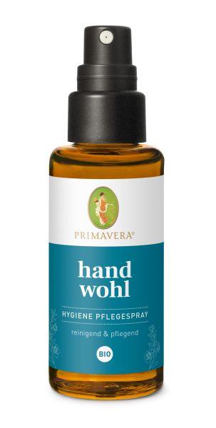 Handwohl Hygiene Pflegespray bio