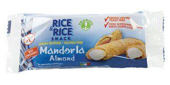 Reis Snack Mandel - Ohne Zucker
