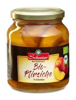Bio Pfirsiche