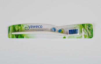 ya'Pure Zahnbürste aus biobasierten Materialien, medium