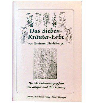 Buch Das Sieben-Kräuter-Erbe
